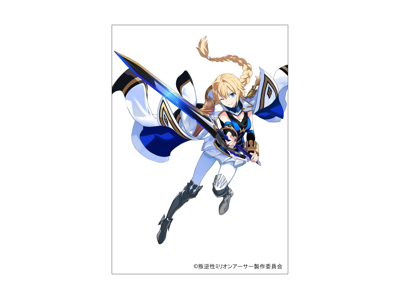 【叛逆性ミリオンアーサー】Blu-ray発売決定!